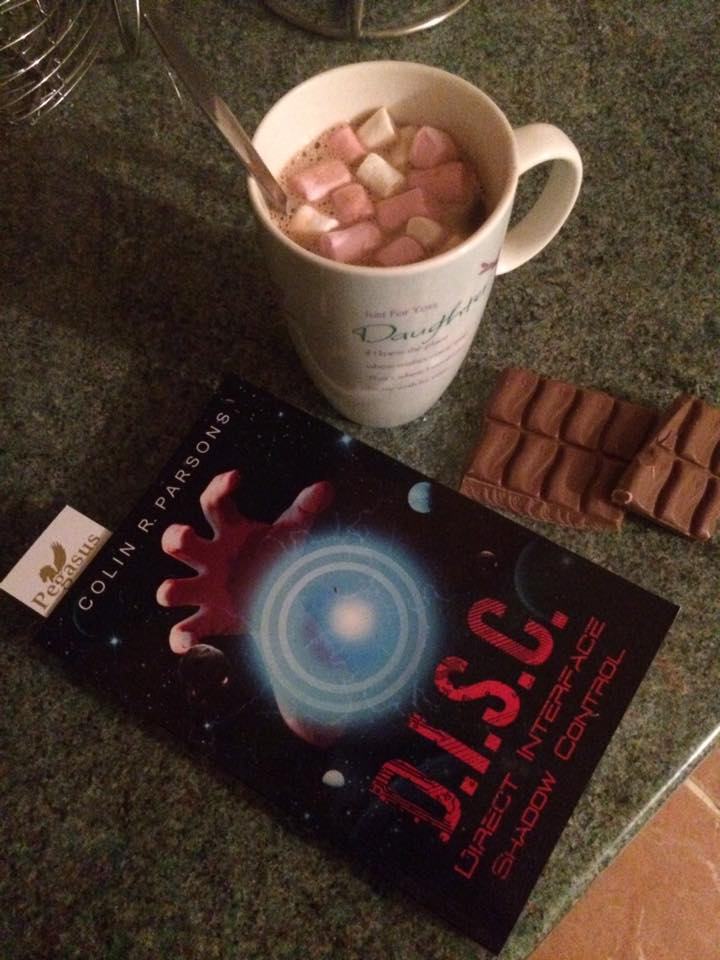 D.I.S.C. & chocolate