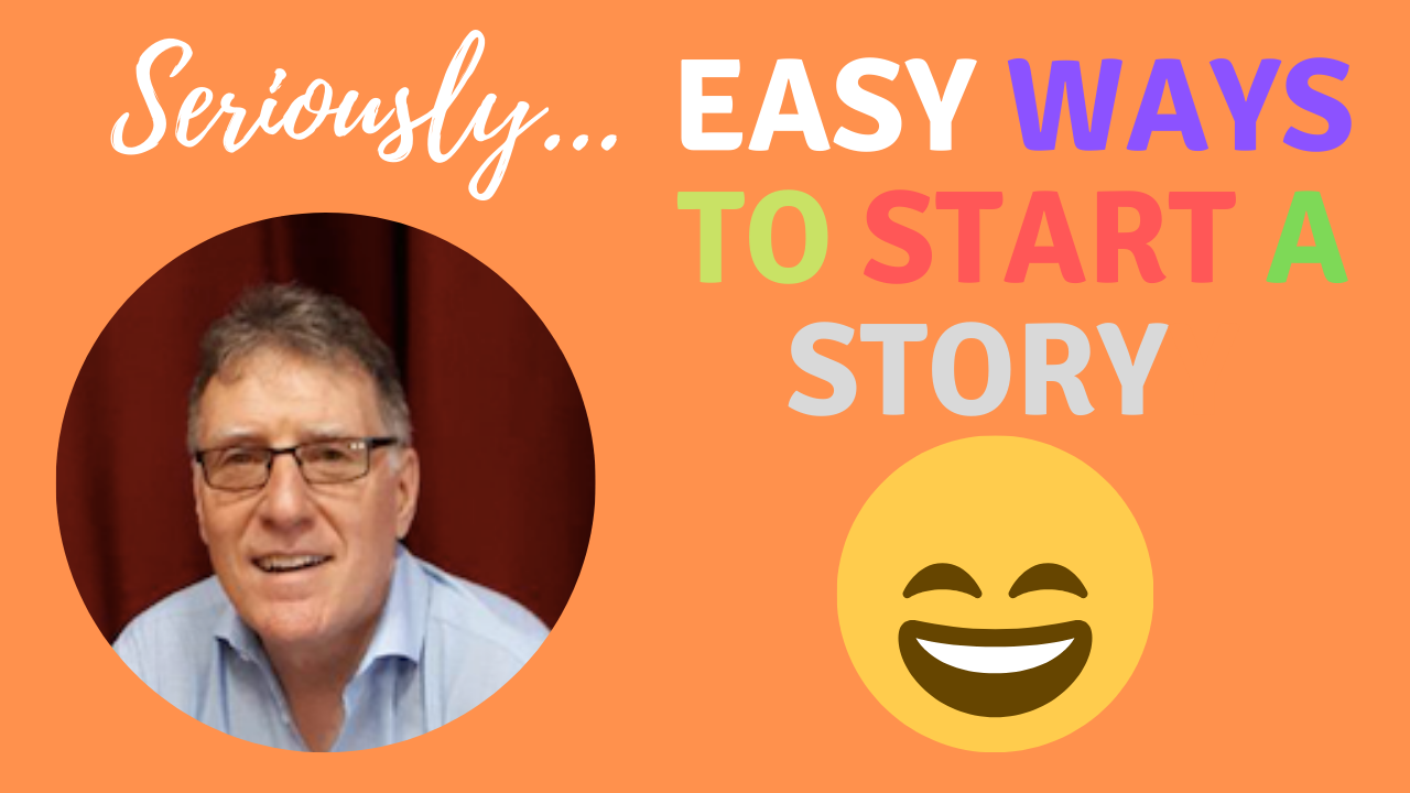 Easy Ways to Start a Story