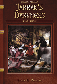 Jarrak's Darkness book 3 also on kindle