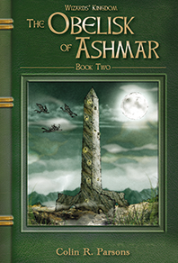 The Obelisk of Ashmar book 2 also on kindle
