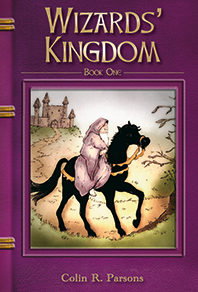 Wizards' Kingdom book 1 also on kindle